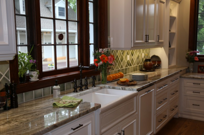 """I absolutely love the functionality, flow and feel of my kitchen."""