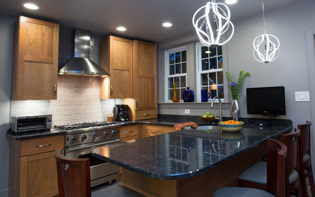 """Every inch of our kitchen was well thought out by the Performance Kitchen team of designers."""