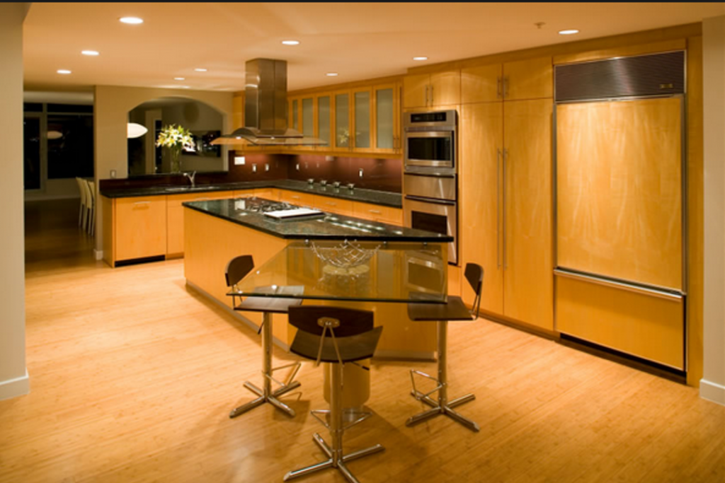bamboo flooring for kitchens