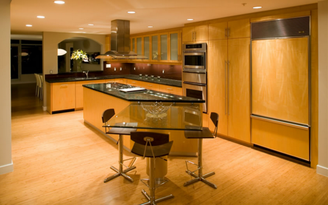Bamboo Flooring For Kitchens – Choosing the right floor for your kitchen – Part 3: