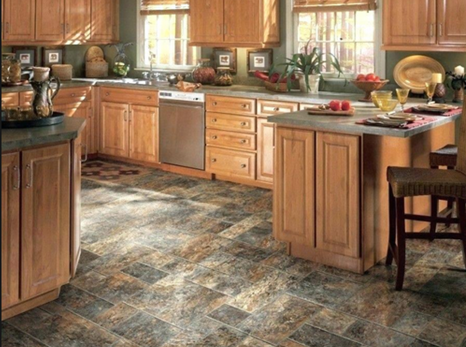 Linoleum Flooring For Kitchens – Choosing the right floor for your kitchen – Part 6: