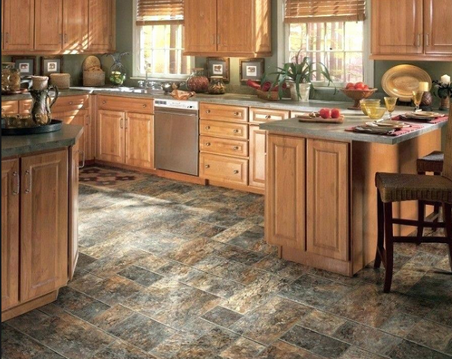 Linoleum Flooring For Kitchens