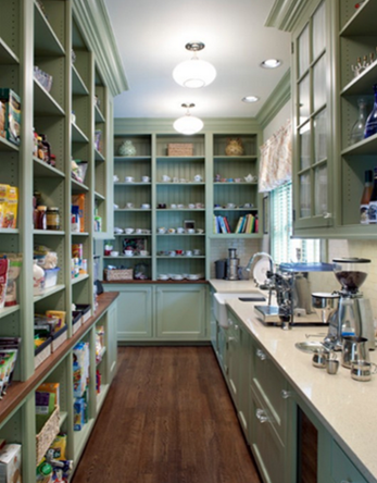 Walk In Pantry Vs Cabinetry Pantry Which Is Better