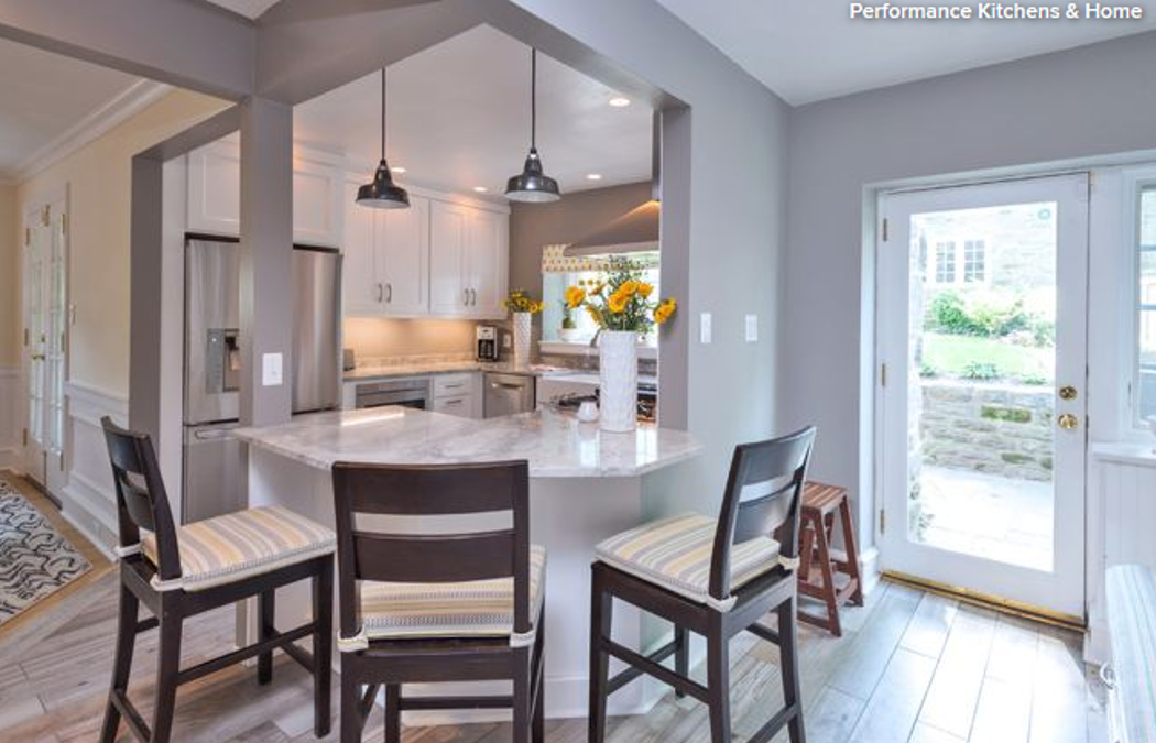 Redesigning A Kitchen – The Nancy Forman Houzz Interview