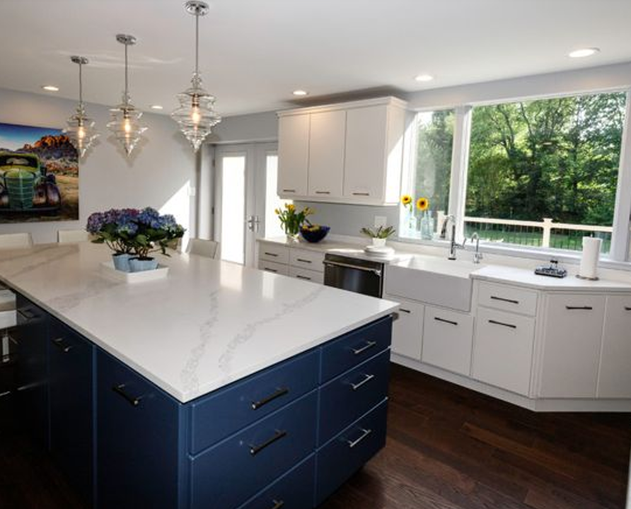 Kitchen Makeover in Wynnewood PA Kitchen Design by Performance Kitchens & Home