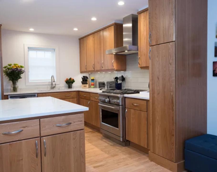 Entertaining kitchen designs