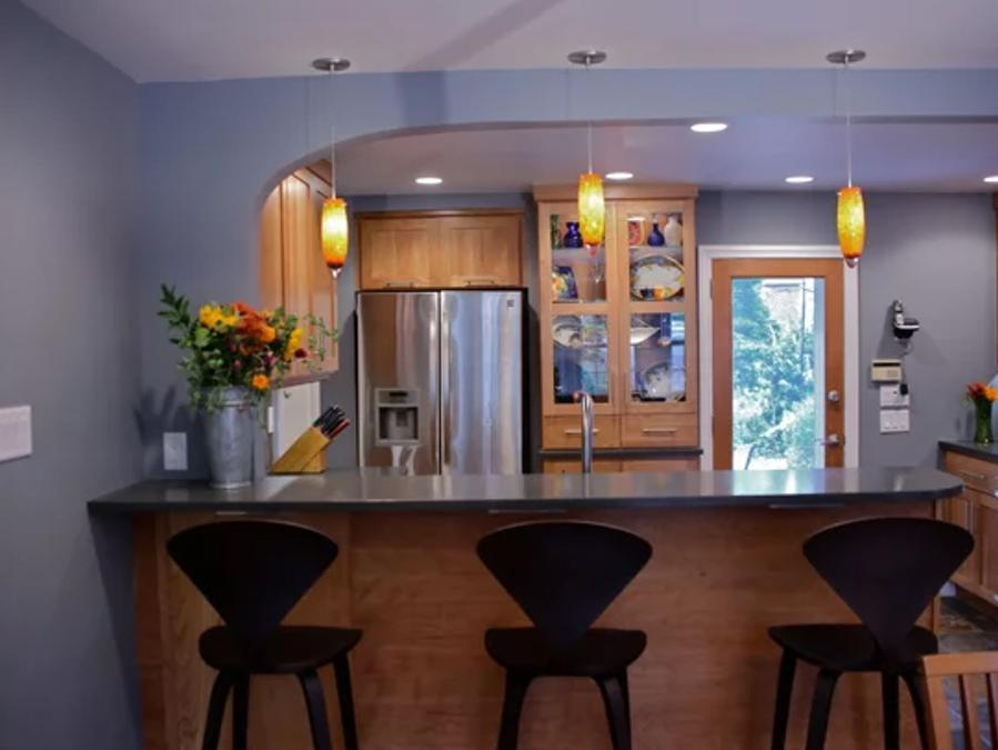 Kitchen Transformation In Bala Cynwyd