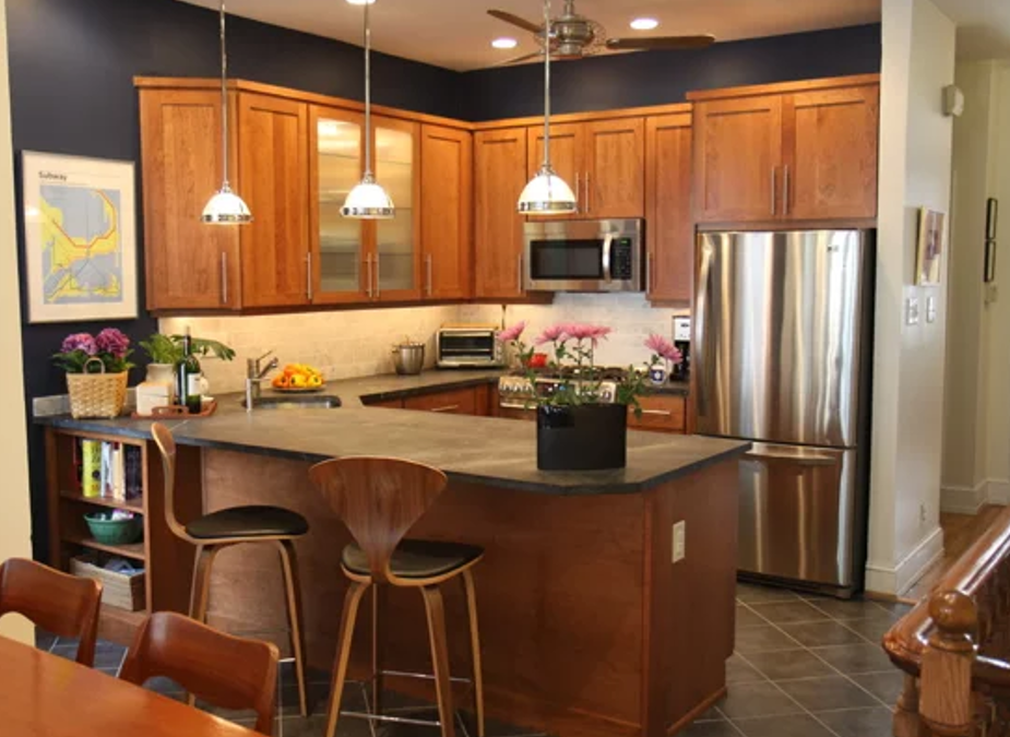 "Shaker Kitchen Cabinets – The Downtown ""Shaker"""