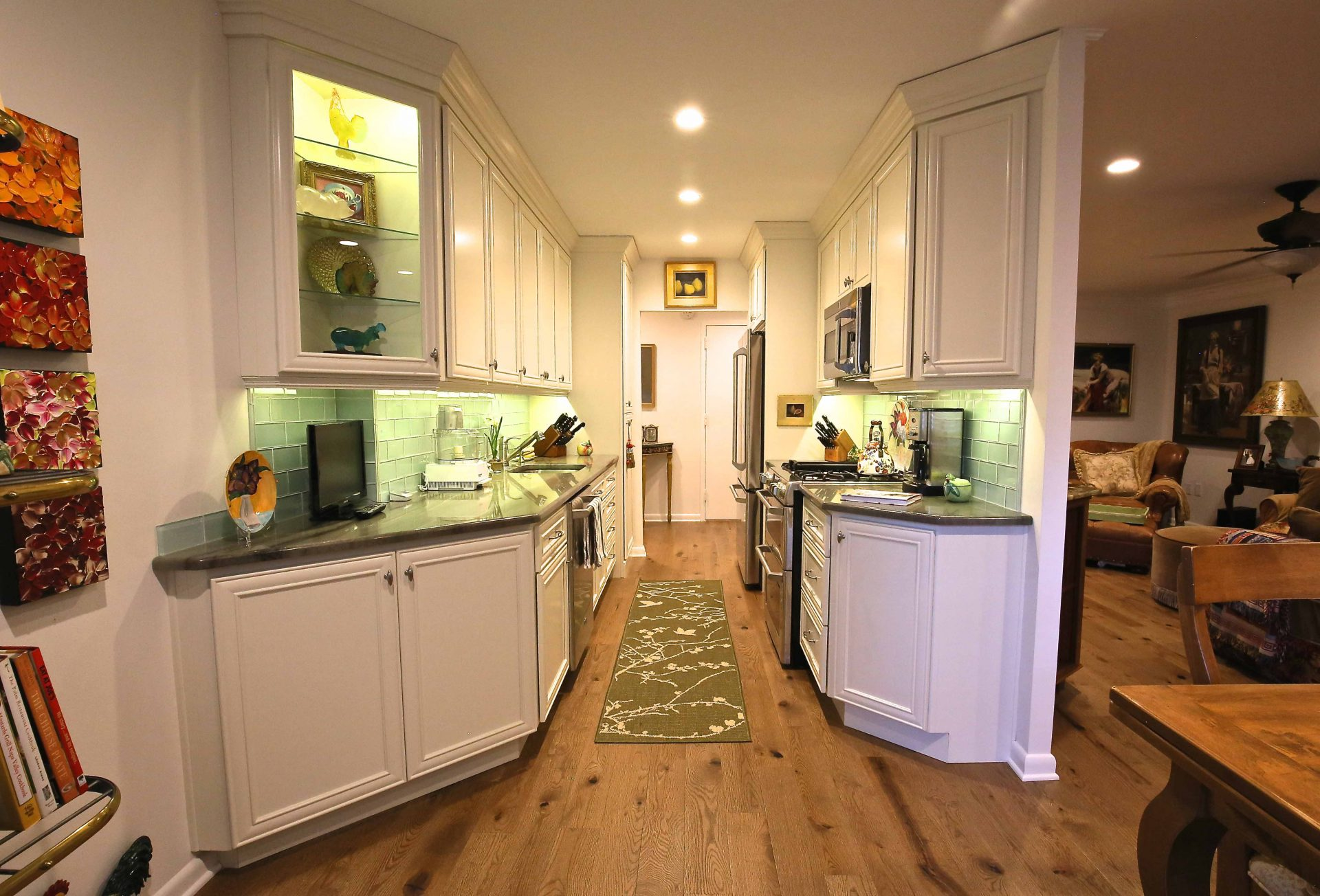 10 Tips For A Galley Kitchen Performance Kitchens Manayunk